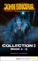 John Sinclair - Collection 2  - Gabriel Conroy - eBook