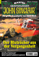 John Sinclair  - Stefan Carl-McGrath - ISSUE