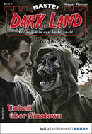Dark Land 31 - Horror-Serie  - Logan Dee - eBook