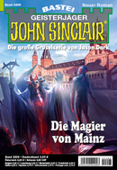 John Sinclair  - Simon Borner - ISSUE