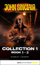 John Sinclair - Collection 1  - Gabriel Conroy - eBook