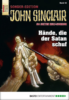 John Sinclair Sonder-Edition - Folge 044  - Jason Dark - eBook