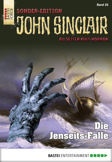John Sinclair Sonder-Edition - Folge 022  - Jason Dark - eBook