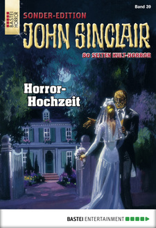 John Sinclair Sonder-Edition - Folge 039  - Jason Dark - eBook