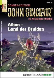 John Sinclair Sonder-Edition - Folge 054  - Jason Dark - eBook