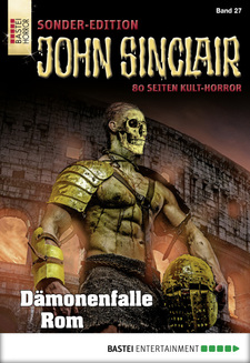 John Sinclair Sonder-Edition - Folge 027  - Jason Dark - eBook