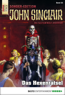 John Sinclair Sonder-Edition - Folge 033  - Jason Dark - eBook