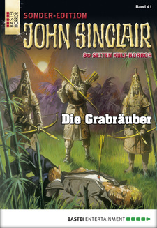 John Sinclair Sonder-Edition - Folge 041  - Jason Dark - eBook