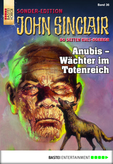 John Sinclair Sonder-Edition - Folge 036  - Jason Dark - eBook