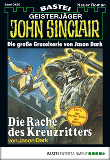 John Sinclair Gespensterkrimi - Folge 50  - Jason Dark - eBook