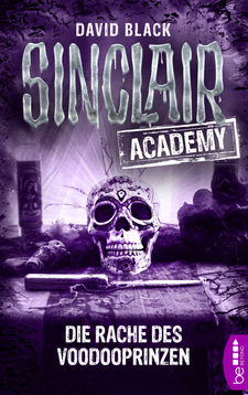 Sinclair Academy - 11  - David Black - eBook