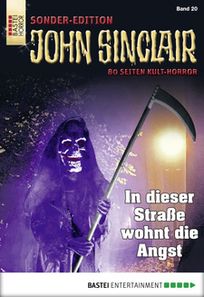 John Sinclair Sonder-Edition - Folge 020  - Jason Dark - eBook