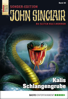 John Sinclair Sonder-Edition - Folge 026  - Jason Dark - eBook