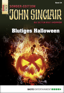 John Sinclair Sonder-Edition - Folge 034  - Jason Dark - eBook