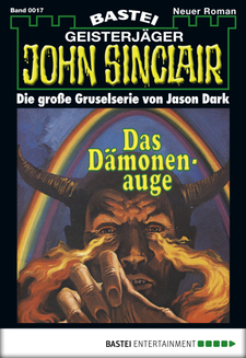 John Sinclair - Folge 0017  - Jason Dark - eBook
