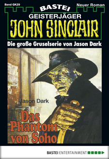 John Sinclair Gespensterkrimi - Folge 29  - Jason Dark - eBook