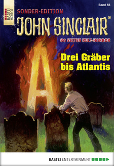 John Sinclair Sonder-Edition - Folge 055  - Jason Dark - eBook