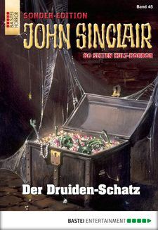 John Sinclair Sonder-Edition - Folge 045  - Jason Dark - eBook
