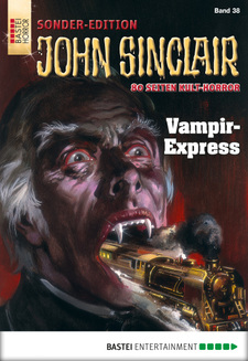 John Sinclair Sonder-Edition - Folge 038  - Jason Dark - eBook