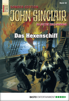 John Sinclair Sonder-Edition - Folge 042  - Jason Dark - eBook