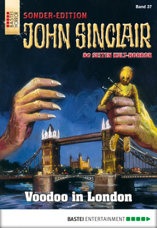 John Sinclair Sonder-Edition - Folge 037  - Jason Dark - eBook
