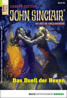 John Sinclair Sonder-Edition - Folge 053  - Jason Dark - eBook