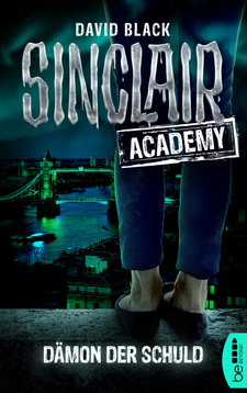 Sinclair Academy - 08  - David Black - eBook