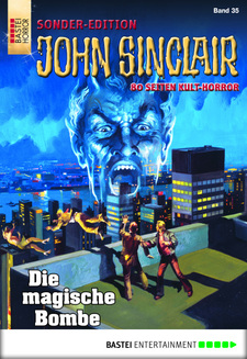 John Sinclair Sonder-Edition - Folge 035  - Jason Dark - eBook