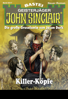 John Sinclair 2217 - Horror-Serie  - Jason Dark - eBook