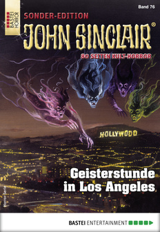 John Sinclair Sonder-Edition 76 - Horror-Serie  - Jason Dark - eBook