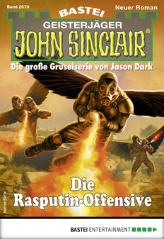 John Sinclair 2079 - Horror-Serie  - Ian Rolf Hill - eBook