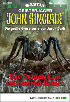 John Sinclair 2195 - Horror-Serie  - Ian Rolf Hill - eBook