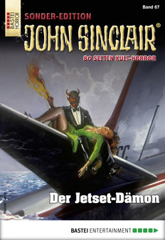 John Sinclair Sonder-Edition 67 - Horror-Serie  - Jason Dark - eBook