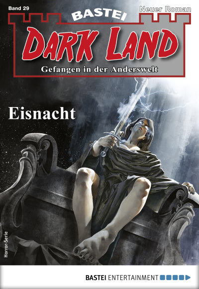 Dark Land 29 - Horror-Serie  - Logan Dee - eBook