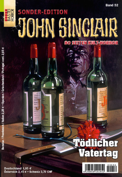 John Sinclair Sonder-Edition  - ISSUE