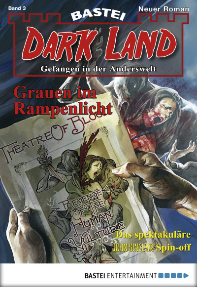 Dark Land - Folge 003  - Logan Dee - eBook