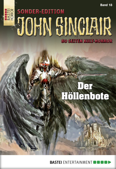 John Sinclair Sonder-Edition - Folge 018  - Jason Dark - eBook