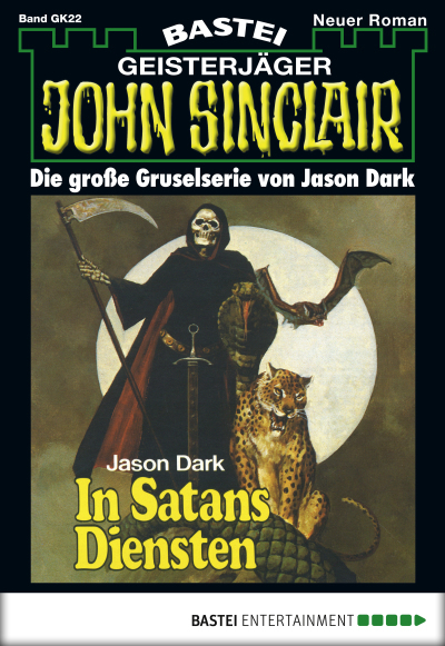 John Sinclair Gespensterkrimi - Folge 22  - Jason Dark - eBook