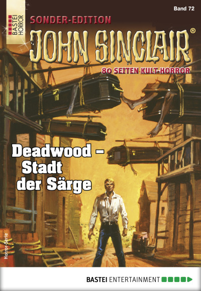 John Sinclair Sonder-Edition 72 - Horror-Serie  - Jason Dark - eBook