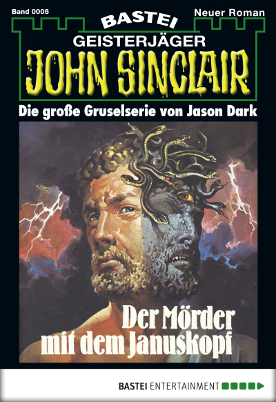 John Sinclair - Folge 0005  - Jason Dark - eBook