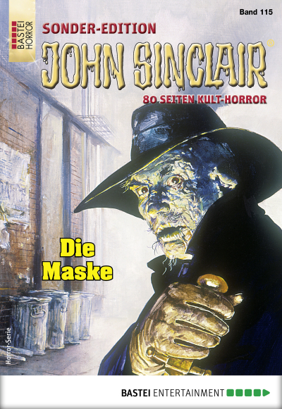 John Sinclair Sonder-Edition 115 - Horror-Serie  - Jason Dark - eBook