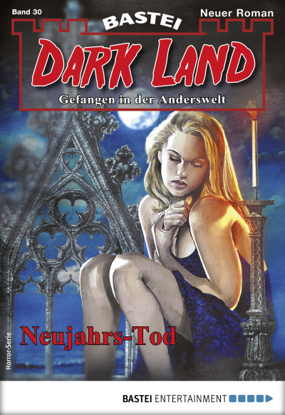 Dark Land 30 - Horror-Serie  - Rafael Marques - eBook