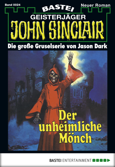 John Sinclair - Folge 0024  - Jason Dark - eBook