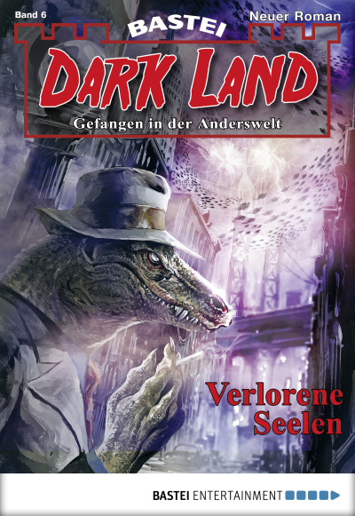 Dark Land - Folge 006  - Rafael Marques - eBook