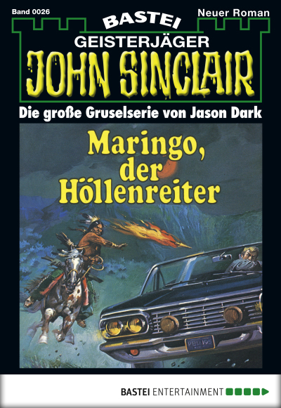 John Sinclair - Folge 0026  - Jason Dark - eBook