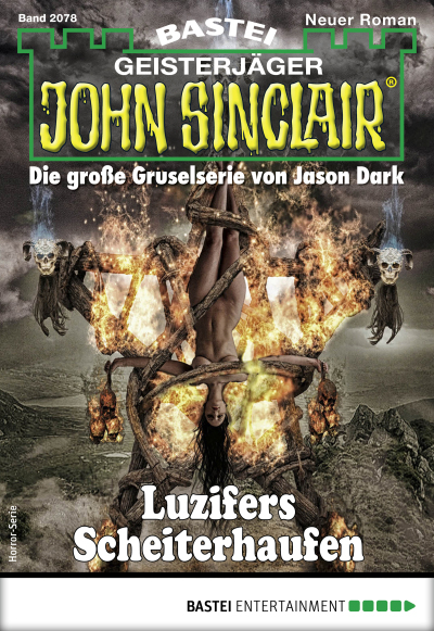 John Sinclair 2078 - Horror-Serie  - Jason Dark - eBook