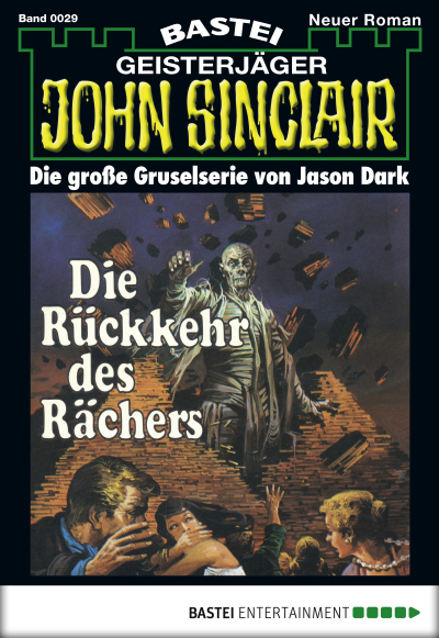 John Sinclair - Folge 0029  - Jason Dark - eBook
