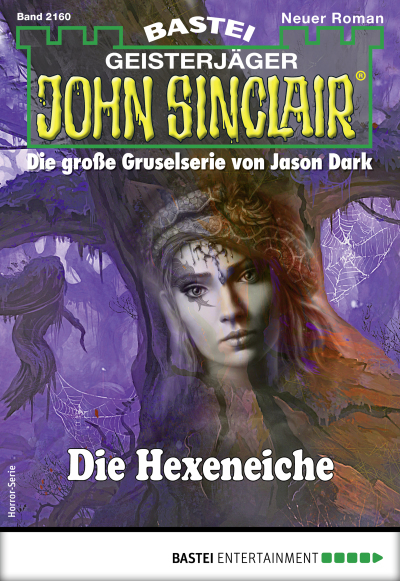 John Sinclair 2160 - Horror-Serie  - Marc Tannous - eBook