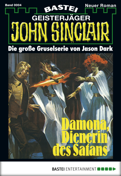 John Sinclair - Folge 0004  - Jason Dark - eBook