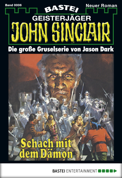 John Sinclair - Folge 0006  - Jason Dark - eBook